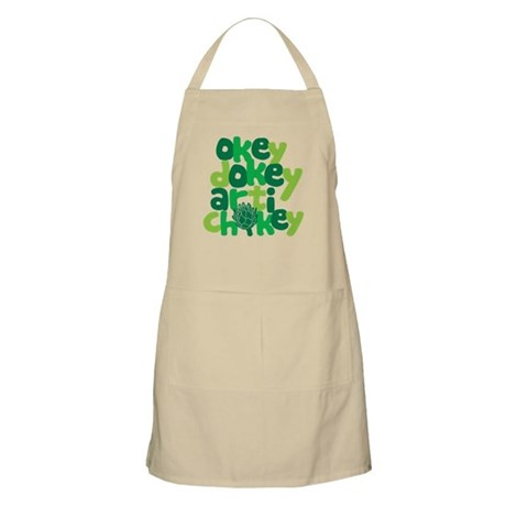 Cute Artichoke Apron