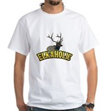 ELKAHOLIC elk hunter gifts Shirt