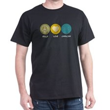 Peace Love Cannons T-Shirt