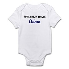 Welcome Home Adam Infant Bodysuit
