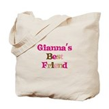 Gianna 's Best Friend Tote Bag