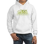 Forever Green Hooded Sweatshirt