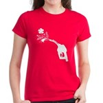 Biodiesel Bouquet Women's Dark T-Shirt