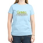 Green Women's Light T-Shirt