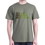 Reuse Reduce Recycle Dark T-Shirt