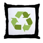 Tree Hugger Throw Pillow