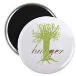 Tree Hugger Shirt Magnet