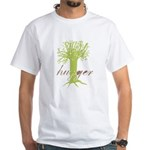 Tree Hugger Shirt White T-Shirt