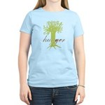 Tree Hugger Shirt Women's Light T-Shirt
