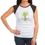 Tree Hugger Shirt Women's Cap Sleeve T-Shirt