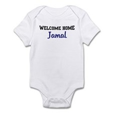 Welcome Home Jamal Infant Bodysuit