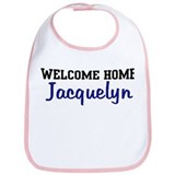 Welcome Home Jacquelyn Bib