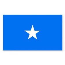 Somalia Rectangle Sticker 50 pk)