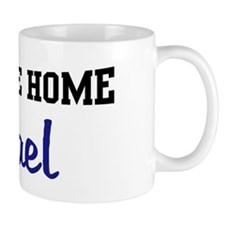 Welcome Home Ismael Mug