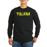 Yuliana Faded (Gold) T