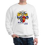 Hermosilla Family Crest Sweatshirt