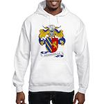 Hermosilla Family Crest Hooded Sweatshirt