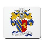 Hermosilla Family Crest Mousepad