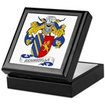Hermosilla Family Crest Keepsake Box