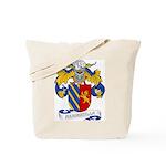 Hermosilla Family Crest Tote Bag