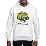 Hervas Family Crest Hooded Sweatshirt