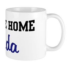Welcome Home Wanda Mug
