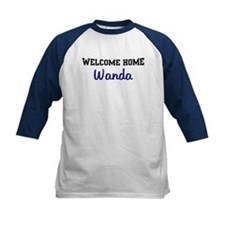 Welcome Home Wanda Tee