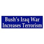 Bush's Iraq War Increases Terrorism