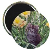 "My Kitten 2.25"" Magnet (10 pack)"