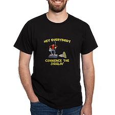 Jiggle billy T-Shirt