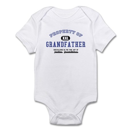 Property of Grandfather Infant Bodysuit