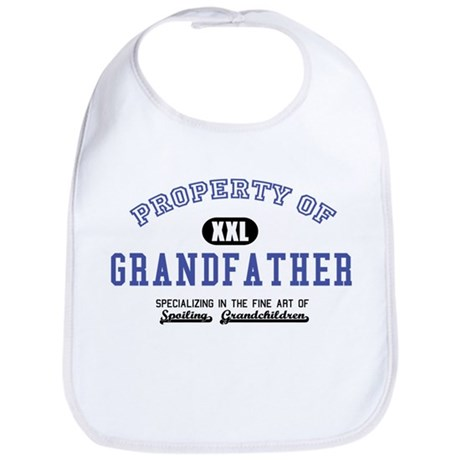 Property of Grandfather Bib
