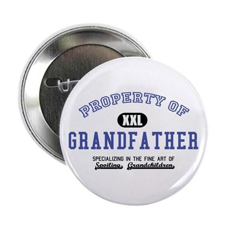 "Property of Grandfather 2.25"" Button (10 pack)"