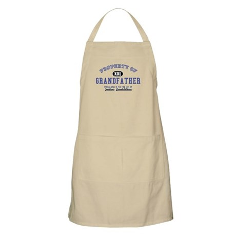 Property of Grandfather BBQ Apron