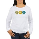 Peace Love Biology T-Shirt