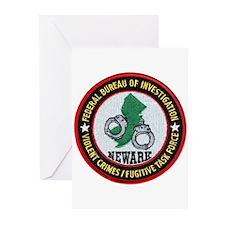 FBI Newark Greeting Cards (Pk of 10)