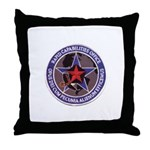 USAF R C O Throw Pillow