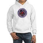 USAF R C O Hooded Sweatshirt