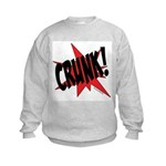 CRUNK! Kids Sweatshirt