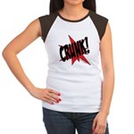 CRUNK! Women's Cap Sleeve T-Shirt