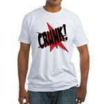 CRUNK! Fitted T-Shirt