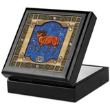 Aries Keepsake Box