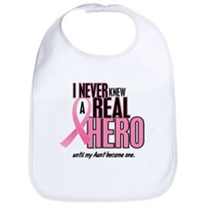 Never Knew A Hero 2 (Aunt) Bib