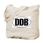 Round 'European-Look' DDB Tote Bag
