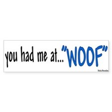 You had me at Bumper Sticker (50 pk)
