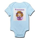 FRANCESCA Small Infant Bodysuit