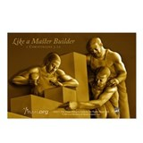 Master Builder Postcards (Package of 8)
