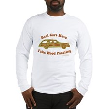 Real cars Long Sleeve T-Shirt