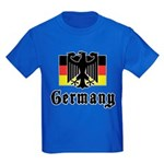 Germany Kids Dark T-Shirt