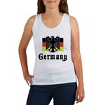 Germany Women's Tank Top